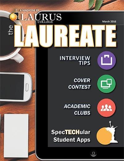 Laureate Magazine Spring 2016