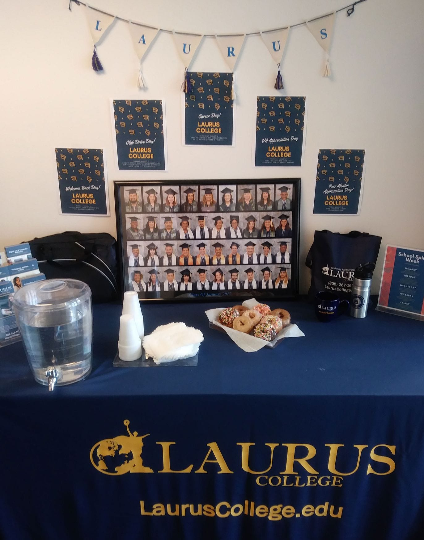 Laurus-College-Spirit-Week