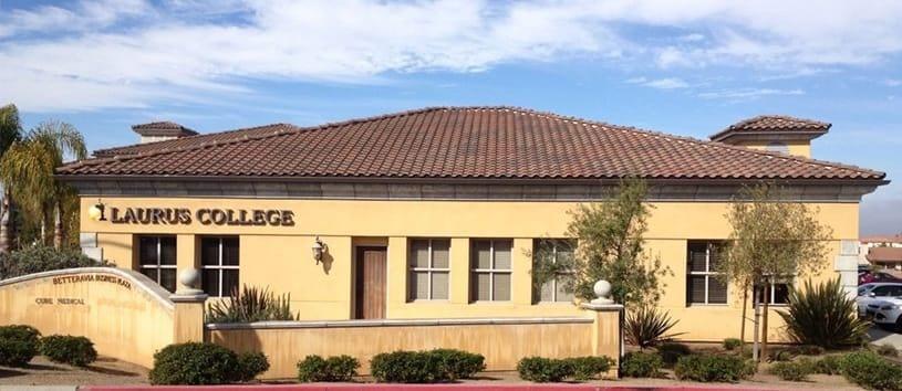 Photo of the Laurus College building in Santa Maria